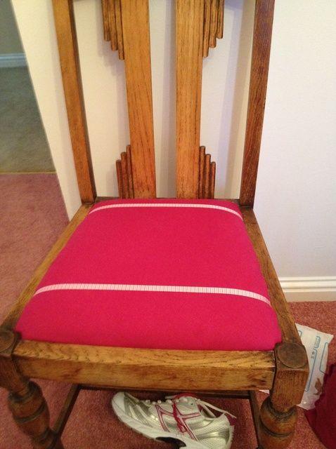 Cómo recuperar rápidamente un asiento de la silla ??????