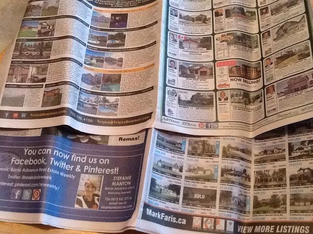 Establecer periódico