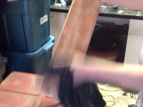 Limpie el polvo con un trapo seco