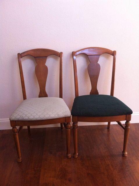 Cómo recuperar sus sillas Comedor