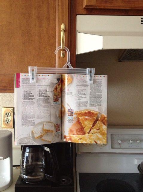 Cómo Consulte Recetas Convenientemente Mientras Cocinar