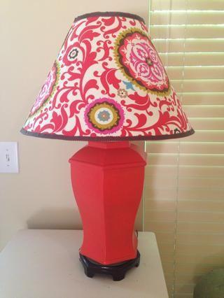 Felicidades !!! Su nueva lámpara! Déjame saber lo que cree !!! Encuéntrame en las redes sociales bajo Stephanie Keenan FitLife. Me encantaría ver tu obra de arte! Xoxo Steph