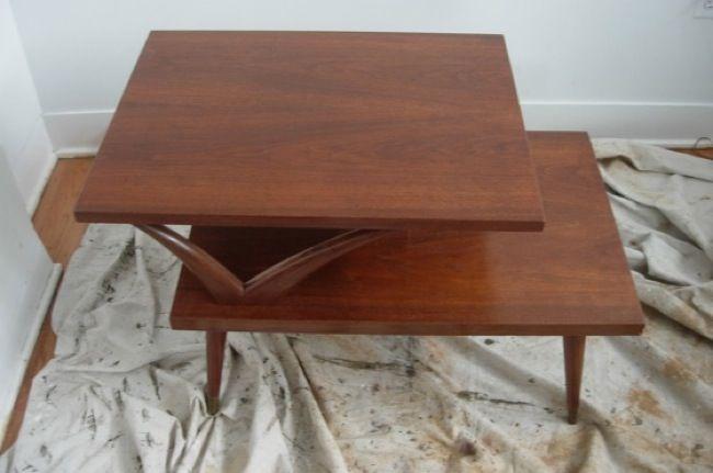 Cómo Refinish una tabla de madera
