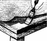 Cómo reparar chapa Muebles de madera