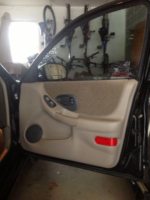 Fotografía - Cómo quitar un panel de puerta de coche