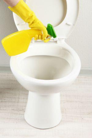 Aseo Limpieza manchas de agua dura