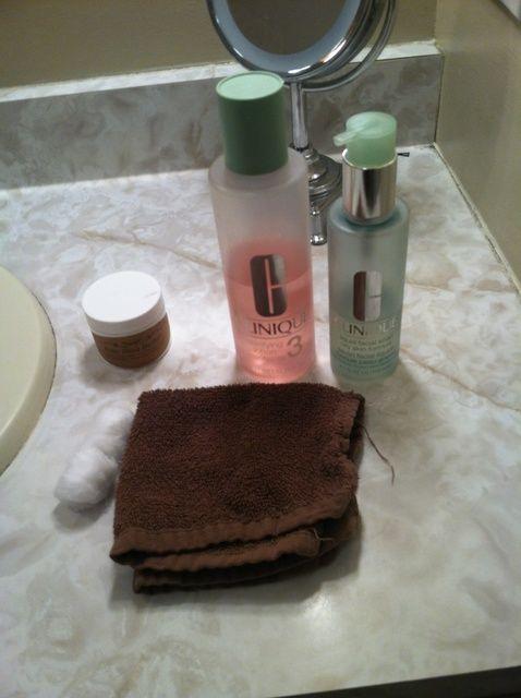 Cómo quitar maquillaje
