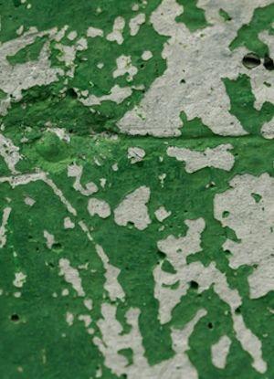 Cómo quitar la pintura de hormigón - Detalle de hormigón