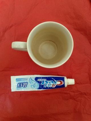 tomar esa pasta de dientes te arrepientes de comprar coz su sabor es horrible.