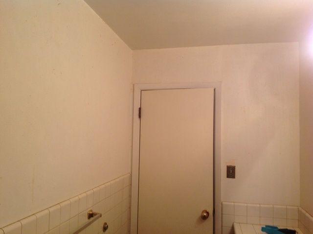 Fotografía - Cómo quitar Wallpaper W / salida químicos ásperos