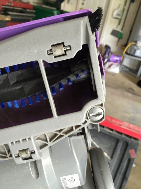Fotografía - Cómo reemplazar un batidor Bar Dyson