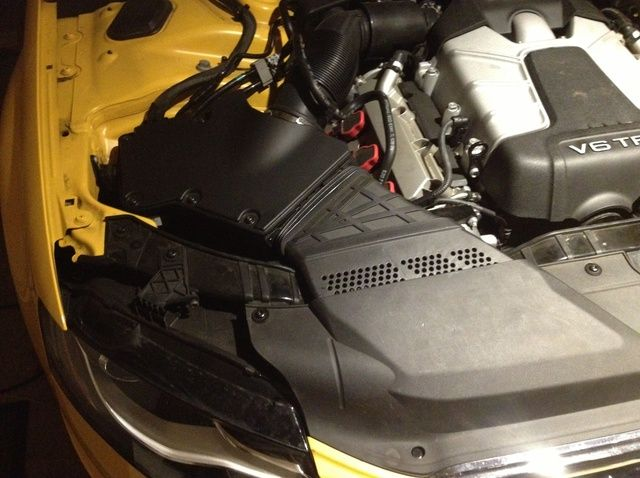 Fotografía - Cómo reemplazar el filtro de aire en un Audi B8 S4