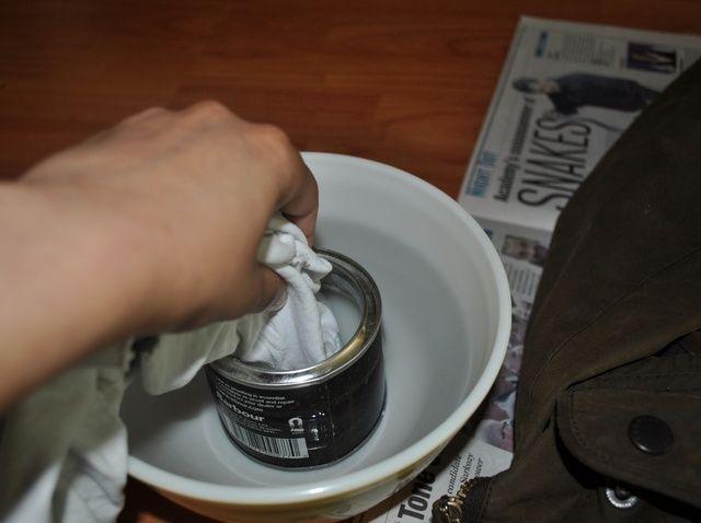 Cómo reprobación una chaqueta de algodón encerado Barbour