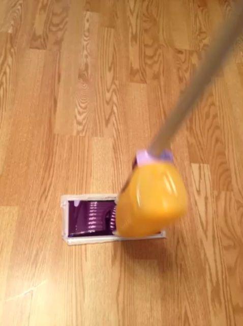 Fotografía - Cómo reutilizar su botella Swiffer WetJet