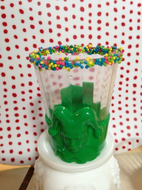 Cómo Lamer una Receta Vidrio Con Sprinkles