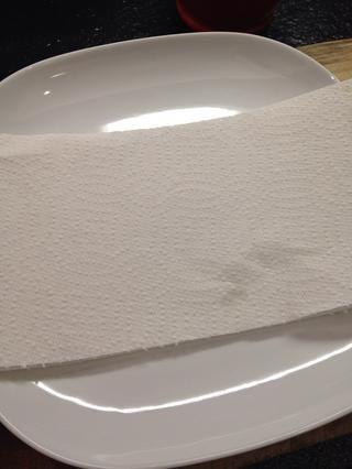 Obtener una toalla de cocina listo