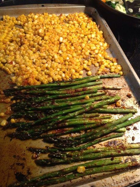 Cómo asar Smokey maíz dulce Receta