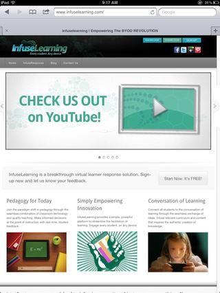 Para obtener más información y recursos conectamos con nosotros: a través de twitterinfuselearning, al igual que nosotros en Facebook, síganos en Pinterest, además de nosotros en Google +, o suscribirte a nuestro canal de YouTube. infuselearning.com