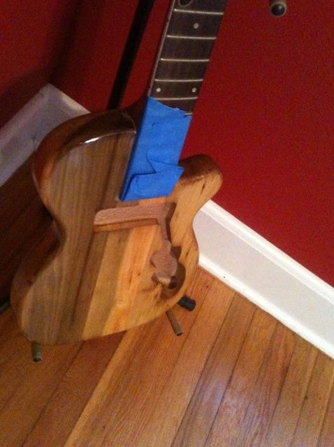 Fotografía - Como la arena y de la mancha una guitarra