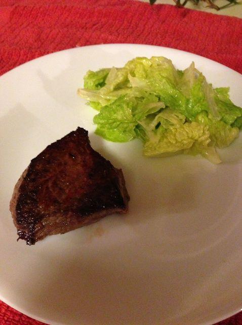 Cómo Sear la receta más Perfect Steak