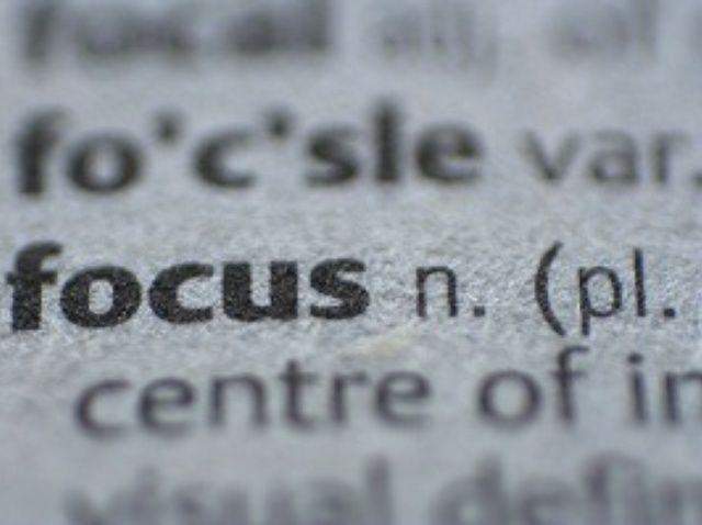 Cómo ver in Focus sin su ojo de vidrios