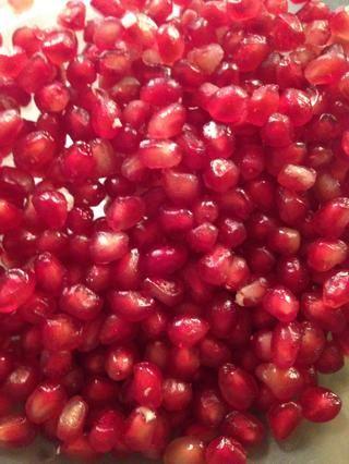 Tada! Disfrute de su deliciosa fruta! ❤️