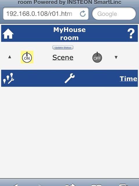 Cómo configurar su SmartLinc Uso de las páginas Web