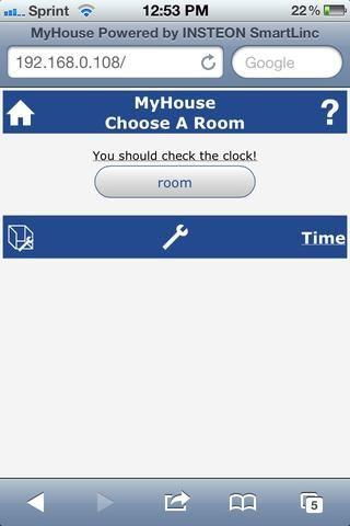 Haga clic - Usted debe revisar el reloj!
