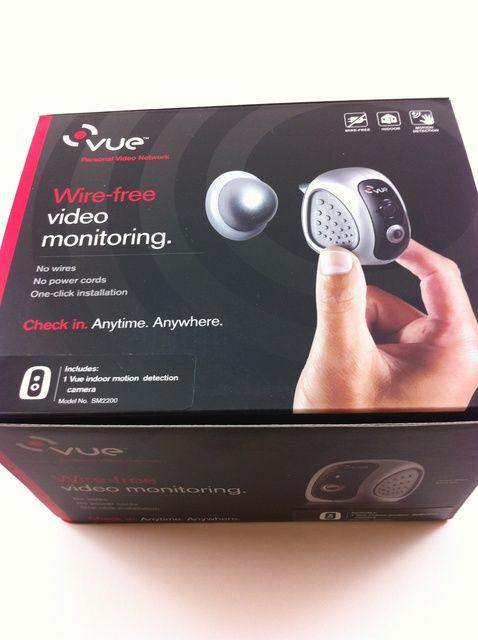Cómo configurar su VueZone cámara