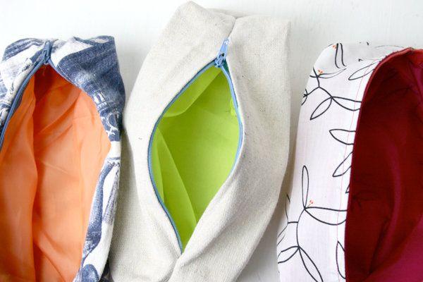 La bolsa de maquillaje DIY | Tutoriales de costura en DiyReady.com