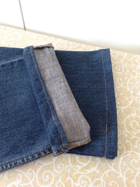 Fotografía - Cómo Acortar / Hem Pantalones