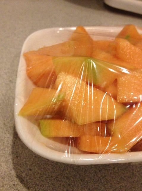Cómo cortar un melón en menos de 3 minutos Receta
