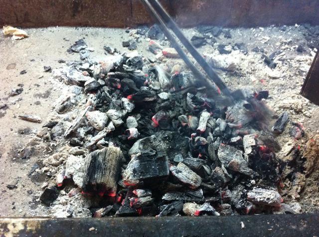Obtenga su barbacoa a fuego alto -)