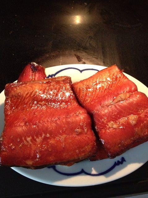 Fotografía - Cómo Humo Copper River salmón en Green Mountain Grill