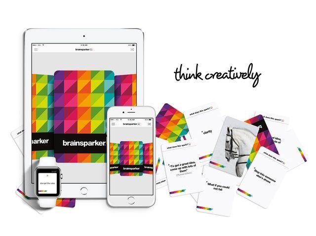 Cómo despertar su creatividad Utilizando la App Brainsparker