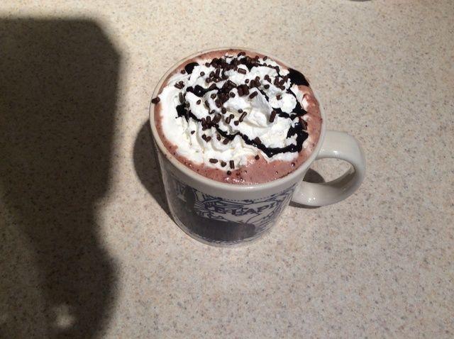 Fotografía - Cómo condimentar su chocolate caliente