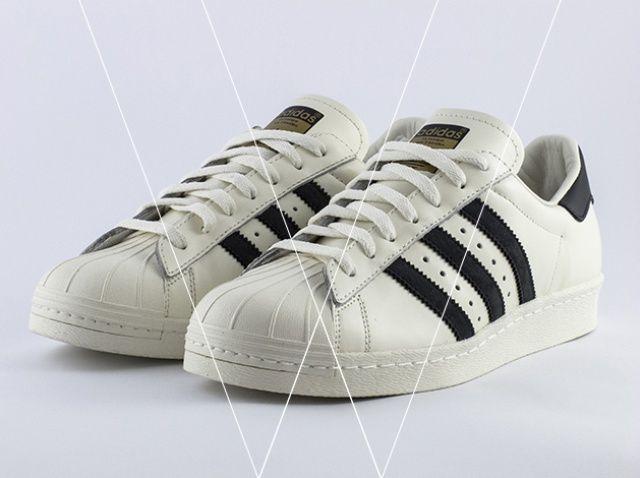Cómo detectar la falsificación Adidas Superstar's
