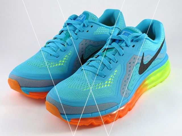 Cómo detectar la falsificación de Nike Air Max 2014's