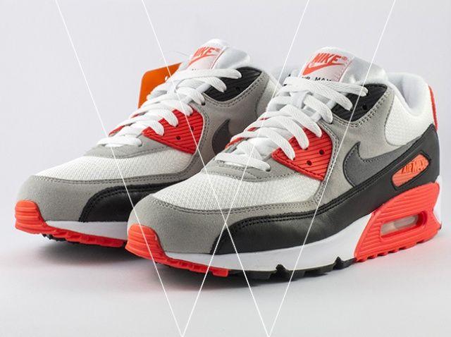 Cómo detectar la falsificación de Nike Air Max 90 OG's