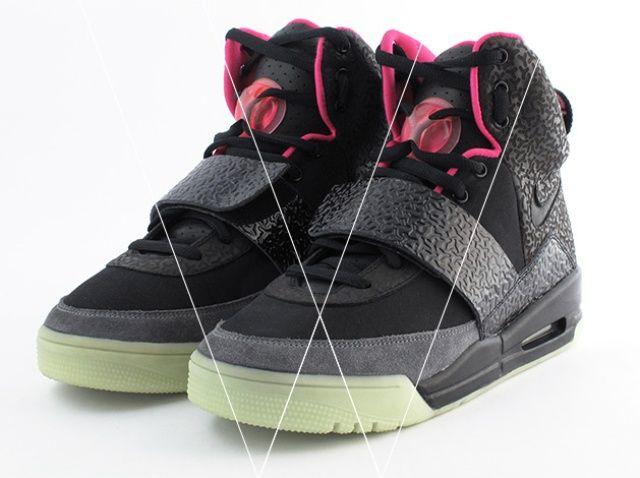 Cómo detectar la falsificación Nike Air Yeezy 1's