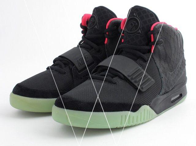 Cómo detectar la falsificación Nike Yeezy 2's