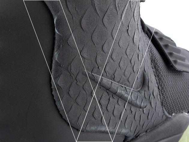 3. Alta Serpiente Escalas: Asegúrese de que las escalas de la serpiente se cortan en la tela, podrás ver los pequeños cortes que los hacen parecer natural.