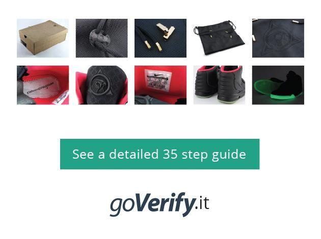 Ir a goverify.it de 35 puntos guía completa paso a paso en la detección de falsos Nike Yeezy 2's