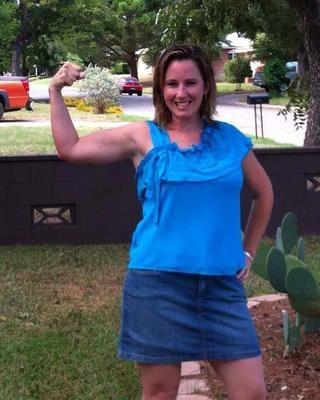 Este soy yo tres meses después de un cambio de imagen me completa. He perdido casi 40 libras y fui de estar sentado en el sofá para la ejecución de un 10k. Tres meses más tarde, un maratón media!