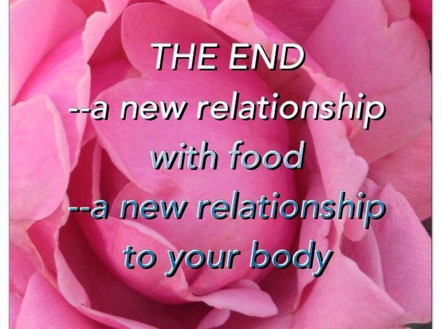 Cómo dejar de hacer dieta y vivir en su peso ideal