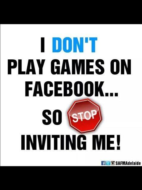 Cómo detener Juego Invita en Facebook y dejar de enviar ellos!