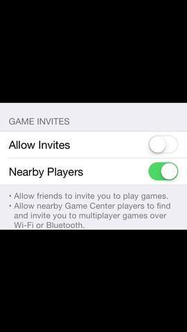 Sí, desactive Permitir convites. ¡Disfrutar!