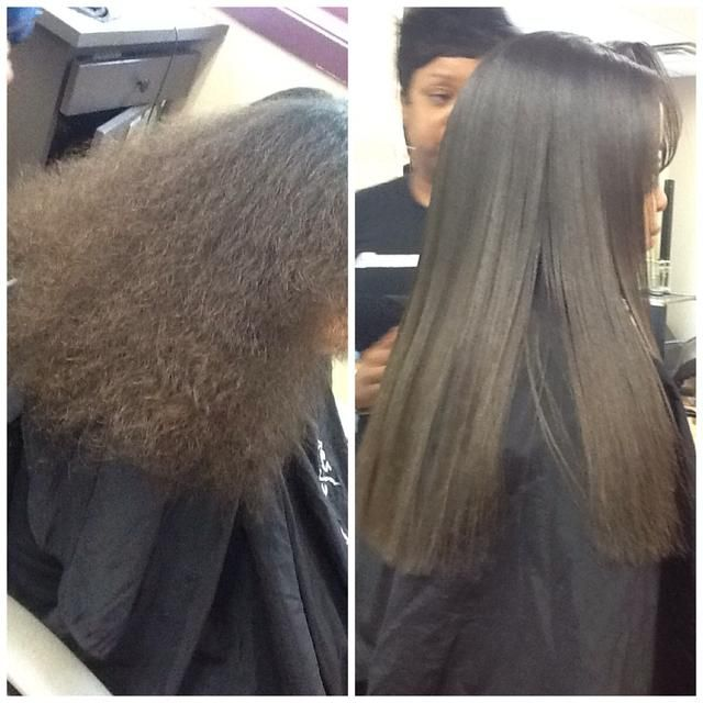 El pelo rizado natural, para antes. Después, papel y recto sedoso. Una vez que el pelo se ha enfriado, se pueden utilizar los dientes del peine. Pruébalo, hace un mundo de diferencia!