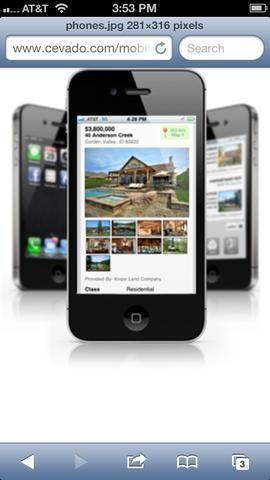 Búsqueda de casas en su aplicación móvil gratuita Hobizbo! Ver fotos, tours de vídeo, planos, inspecciones, y detalles de casas en el teléfono. Esto le ahorra la molestia de visitar hogares que aren't a fit!