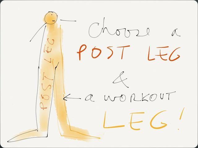 C) Lúpulo talón y rodilla patadas (3 mins.) Soporte uniformemente en ambas piernas y encontrar su equilibrio perpendicular o plomada. Ven a neutral, relajarse, estar quieto, respiramos, de pie alto.